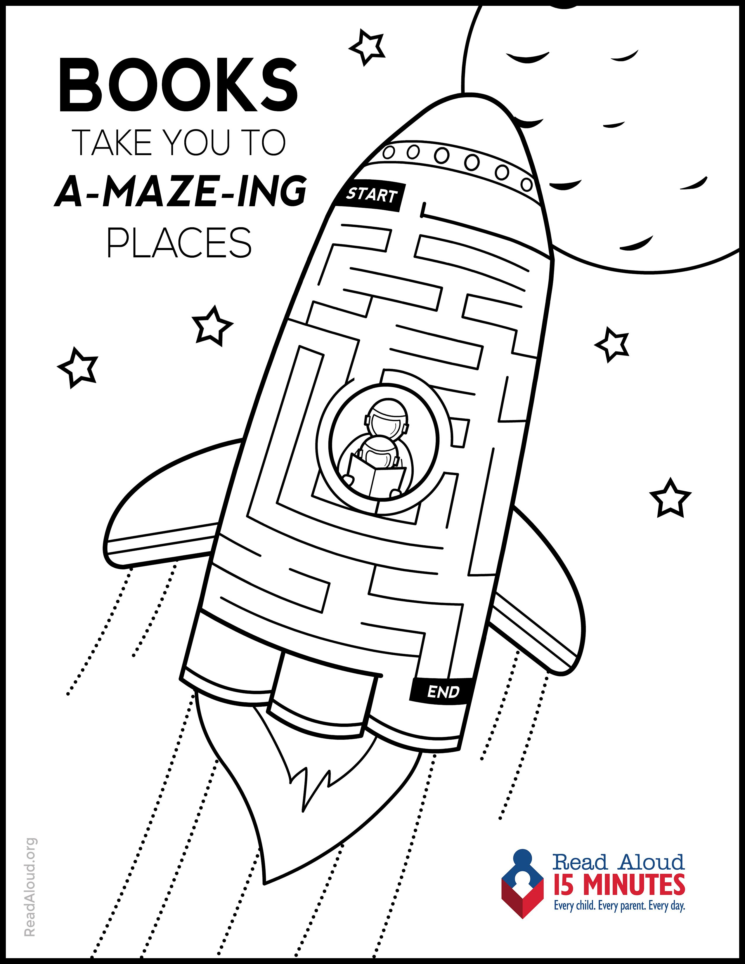 Check Out Our Fun Activity Sheets