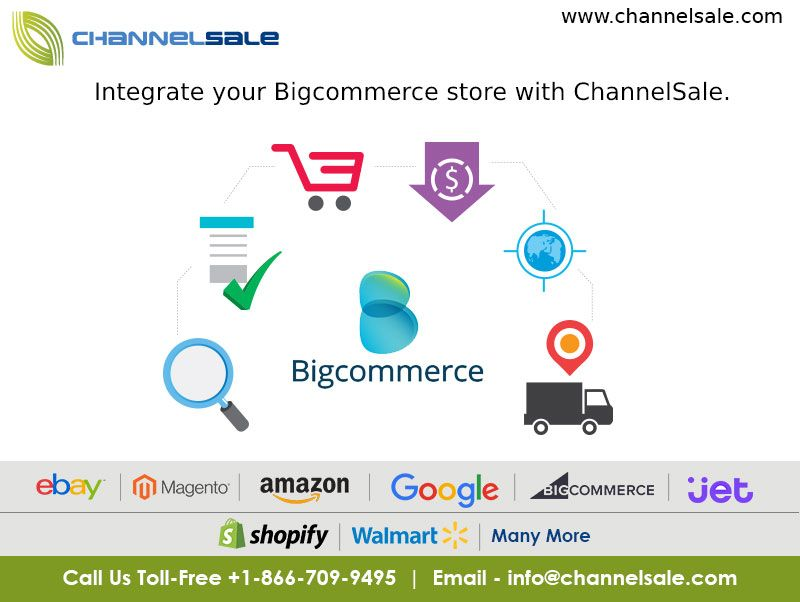 ChannelSale provides realtime inventory updates from