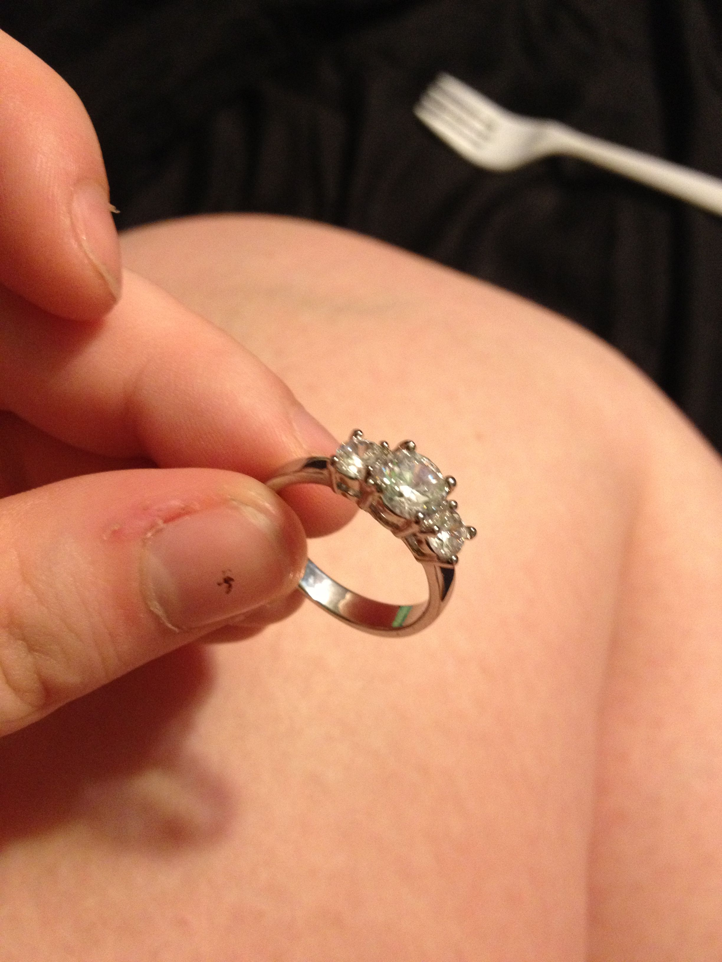 The Temporary Promise Ring Past Present And Future Ring Mrs In
