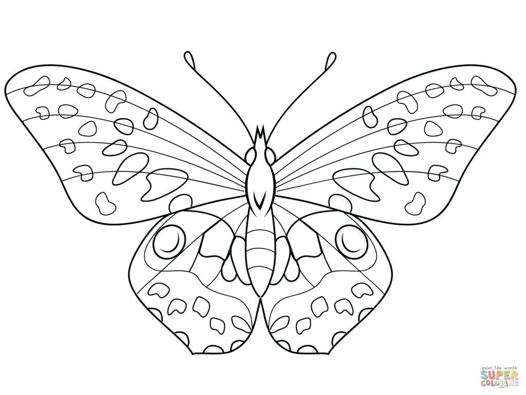 Free Butterfly Coloring Pages Coloring Page Butterfly Coloring Page Free Printable Pages 41 Entitlementtrap Com Super Coloring Pages Butterfly Coloring Page Insect Coloring Pages [ 768 x 1024 Pixel ]