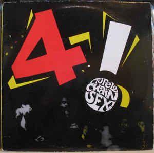 Tupelo Chain Sex - 4!: buy LP, Album at Discogs