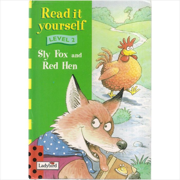 Sly Fox And Red Hen - Read It Yourself With Ladybird: Level 2 - Paperback