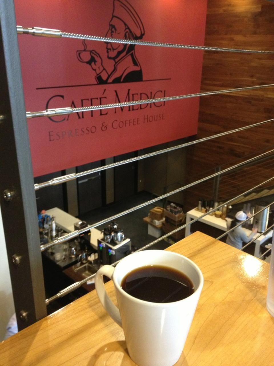 Photos at Caffé Medici Downtown Austin Austin, TX 401