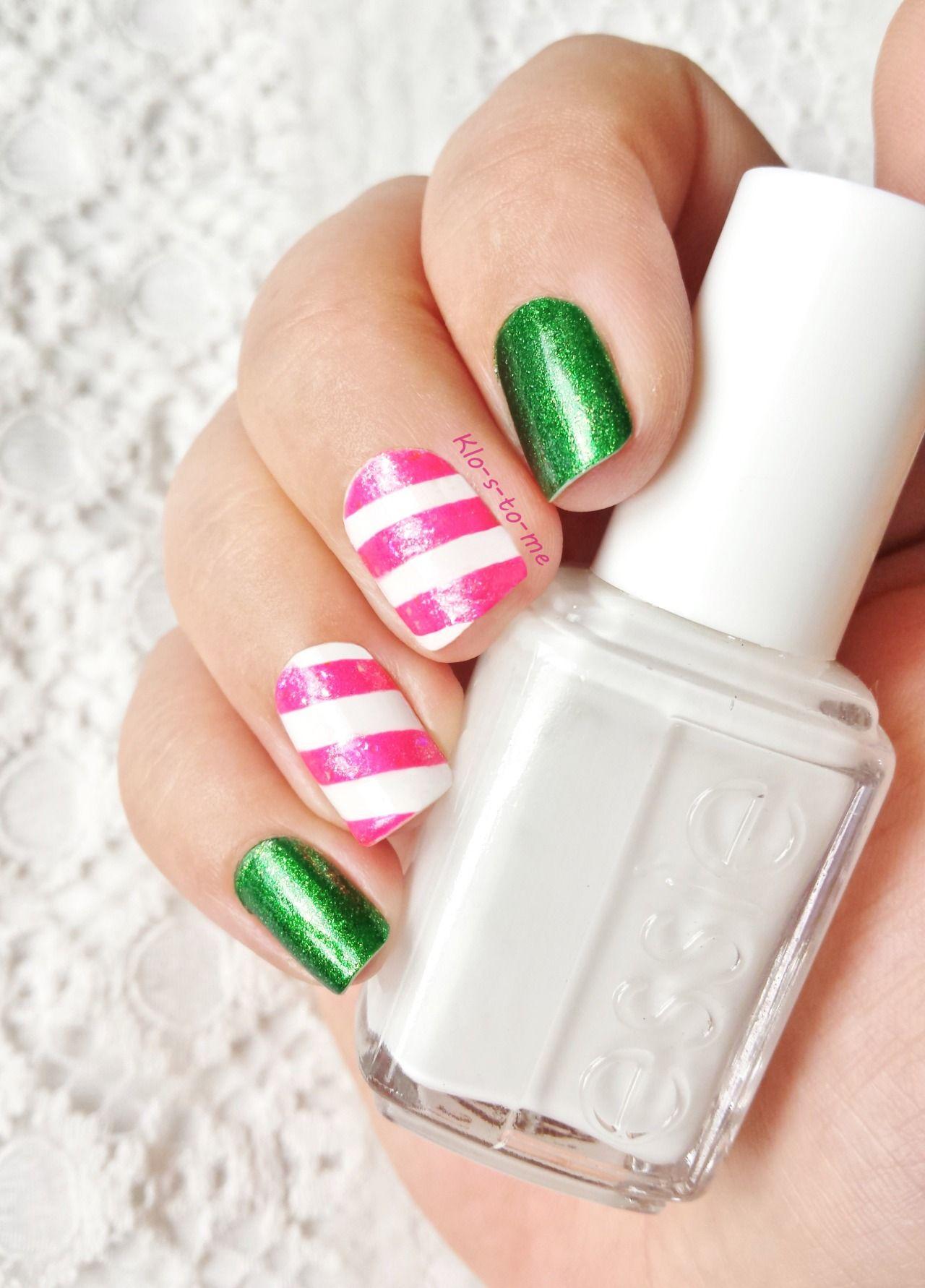 Holiday Candy Bourjois Club à Miami n°17 China Glaze : Pink Voltage n° 70291 Essie - Blanc Kiko n°533