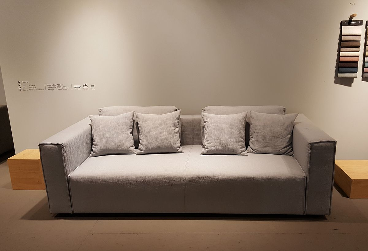 Mosso Norma Vitorog Furniture Sofa Sofas