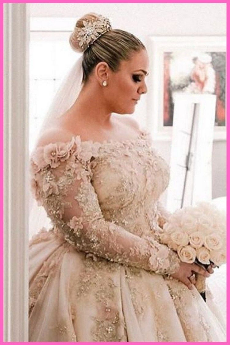Wedding Dress Model Plus Size Ball Gown 19 – Rema Selena ...