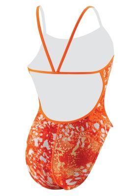 Ahorro persona Armario  Snake Bit Splash Back - Speedo® Endurance+ | Speedo swimsuits, Usa  swimwear, Speedo