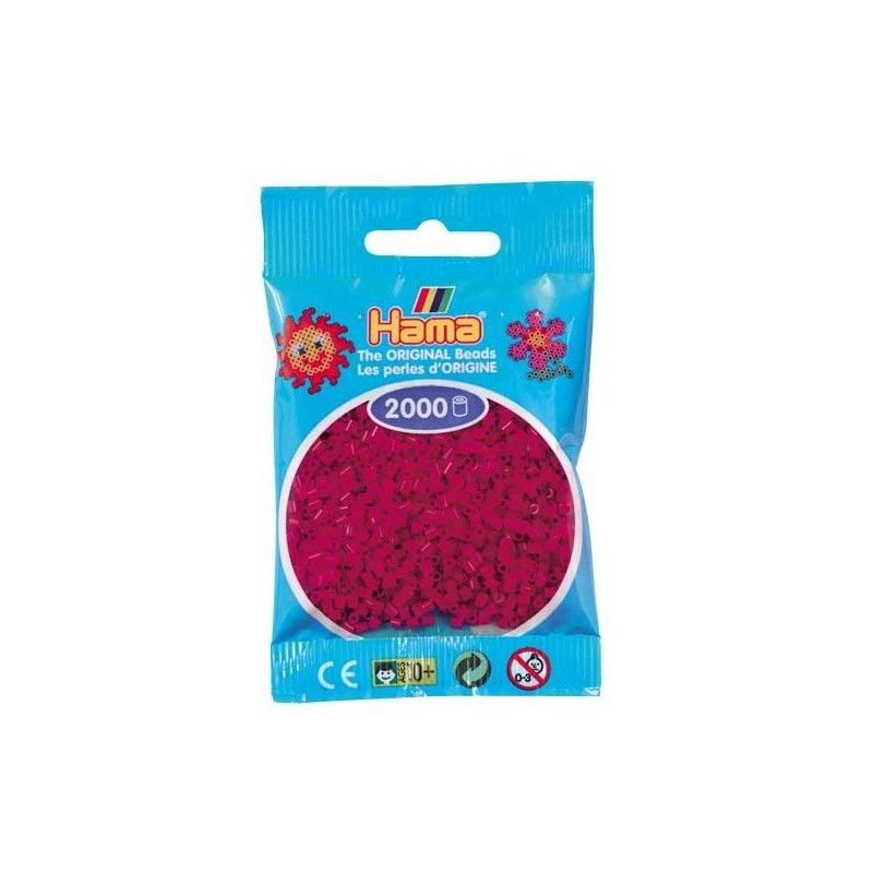 501-29 HAMA MINI ROJO GRANATE