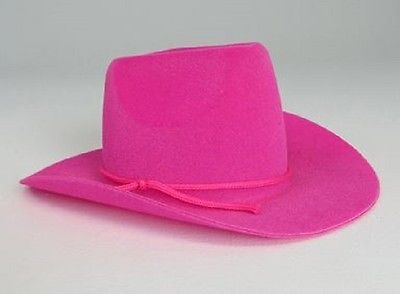 13e96c614c9 Hot Pink Cowboy Hat for 18
