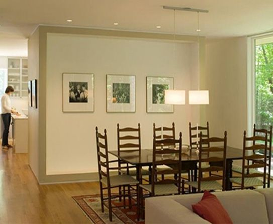 Dining Room Recessed Lighting With Fine Layout Gallery Plans