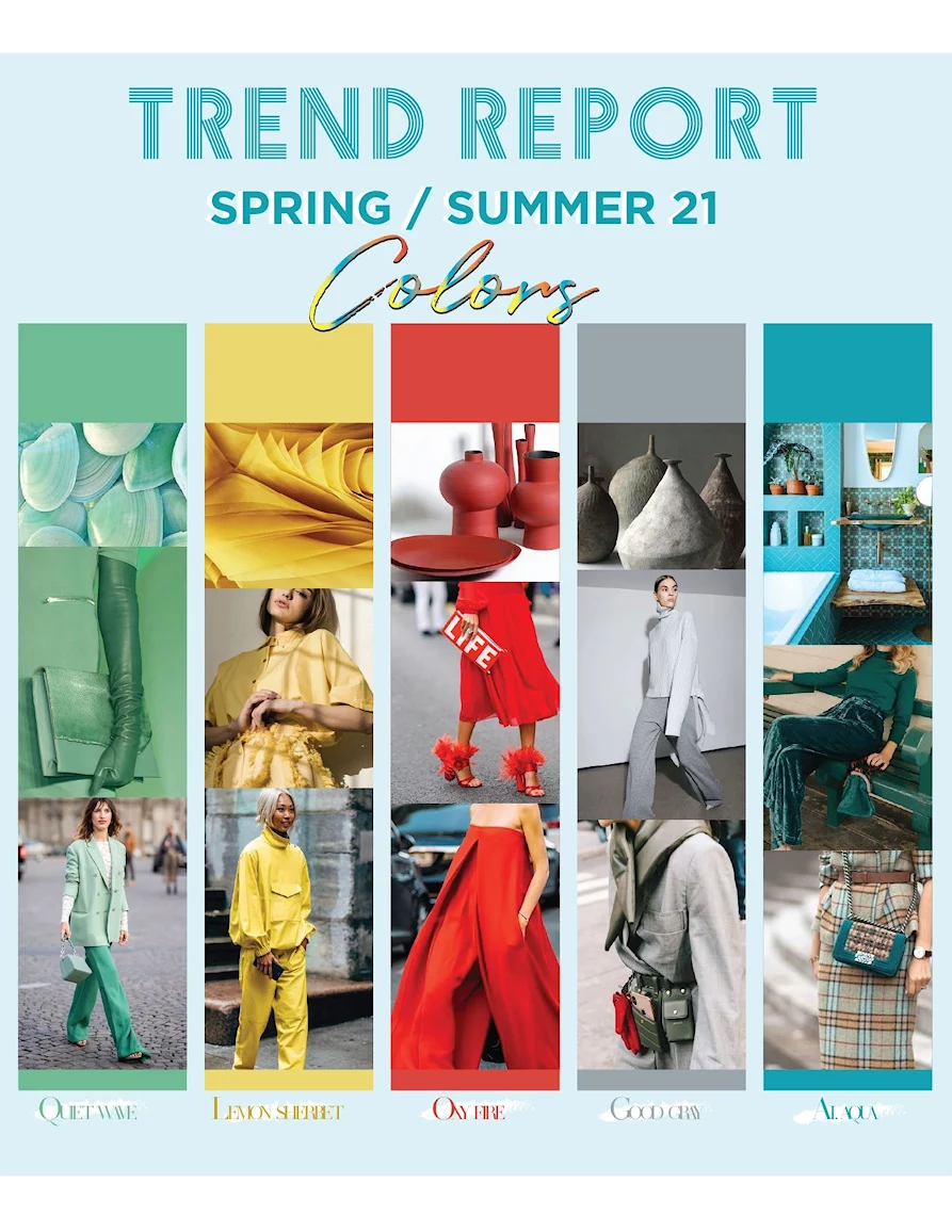 8 Trends 8 ideas  print trends, print patterns, trend forecasting