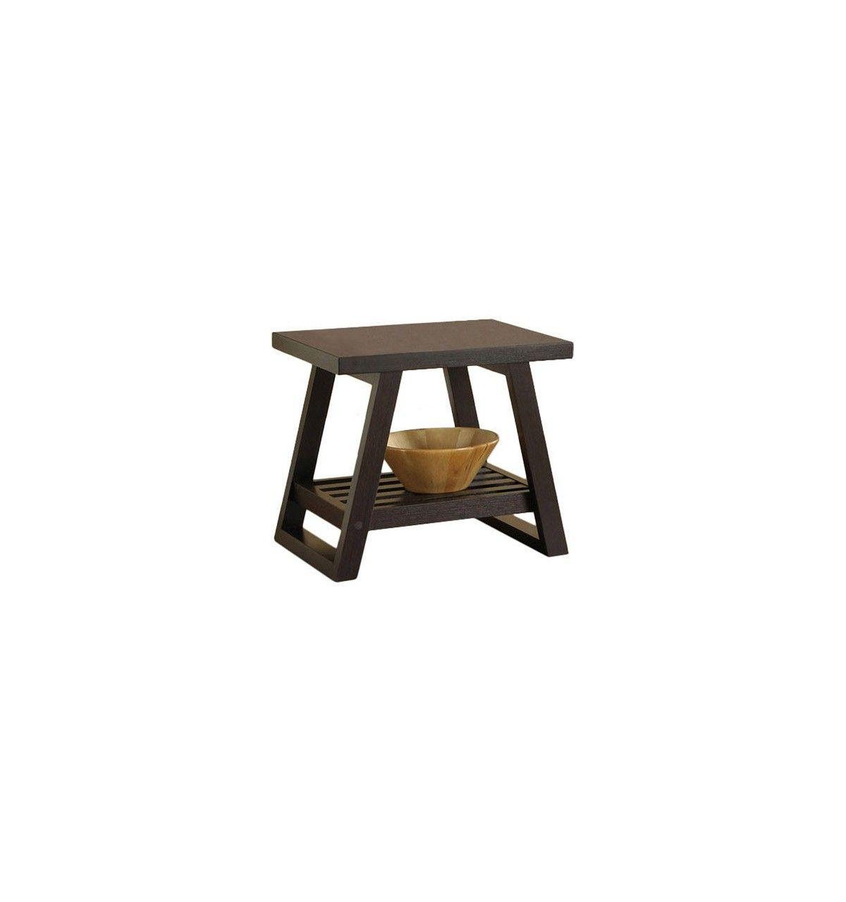 Muebles de madera para decorar la sala de tu casa. Mesas de centro ...