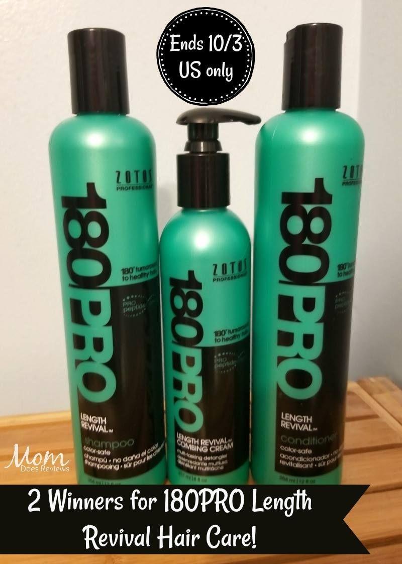 180pro Length Revival Hair Care Set