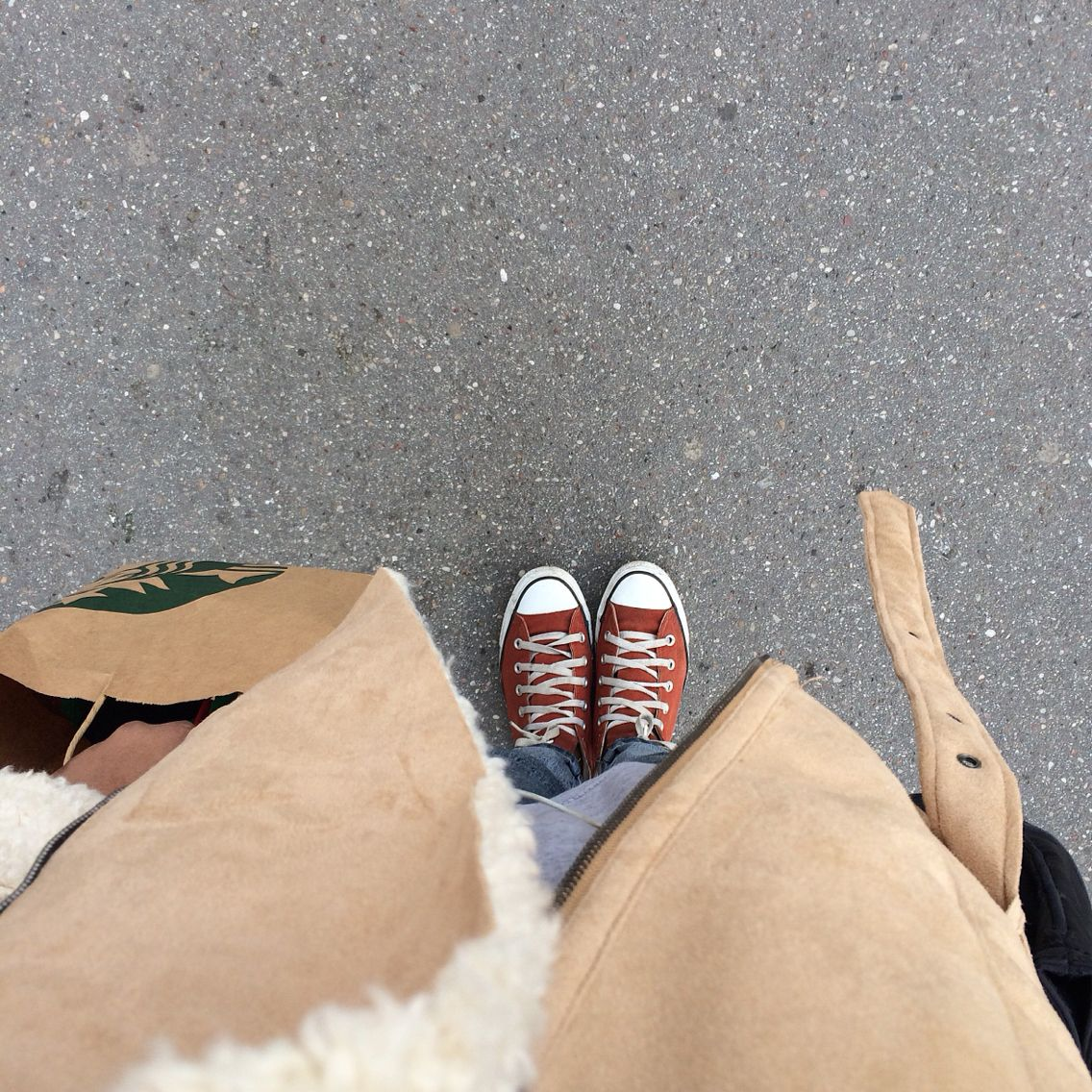 Out with Taylors  #converse #chucktaylors #sneakers