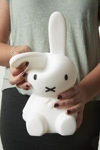 En Lapin Miffy Lampe Mr Rechargeable My Light First Veilleuse Maria ZPuOXkiT