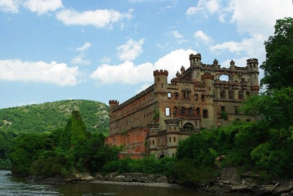 Bannerman's Castle — Pollepel Island, Beacon, New York State