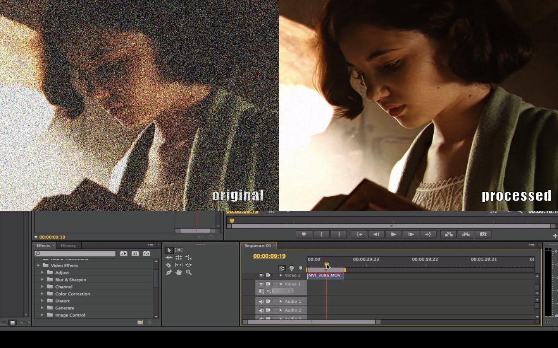 Premiere Pro Tutorial Reducing Video Noise Premiere Pro Tutorials Premiere Pro Tutorial