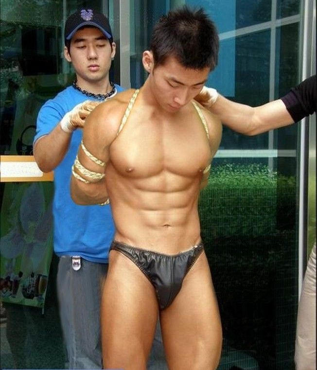 image Muscled 3d gays with big cocks