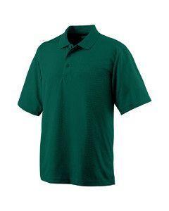 Augusta Wicking Mesh Sport Shirt 5095 DARK GREEN