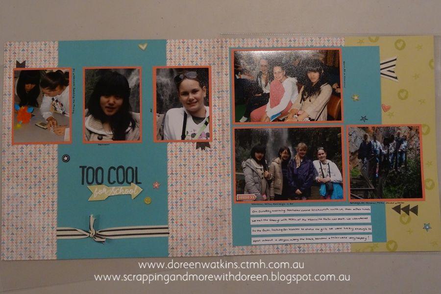 Chalk It Up WoTG additional layout www.scrappingandmorewithdoreen.blogspot.com.au www.doreenwatkins.ctmh.com.au