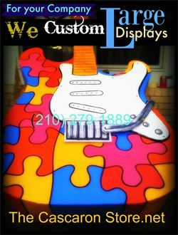 Autism pinata large decorations by the cascaron store autism autism pinata large decorations by the cascaron store junglespirit Gallery