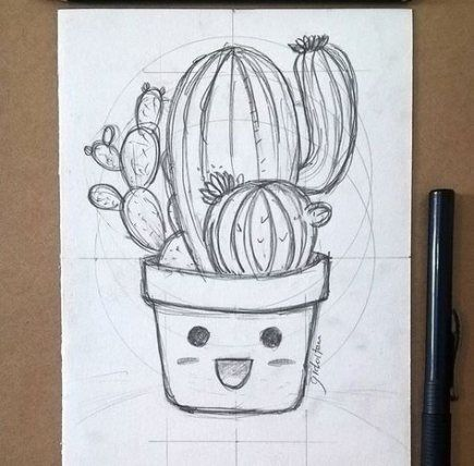 12 plants Drawing tumblr ideas