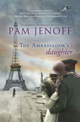 The Little Reader Library: The Ambassador's Daughter - Pam Jenoff via @Lindsay Healy