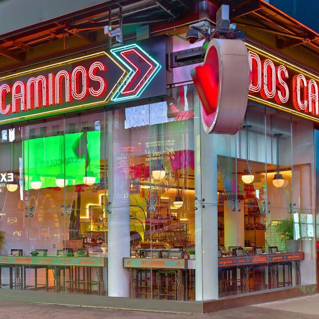 Dos Caminos Times Square New York Ny Restaurants Nyc