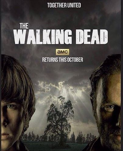 October The Walking Dead The Walk Dead Temporadas