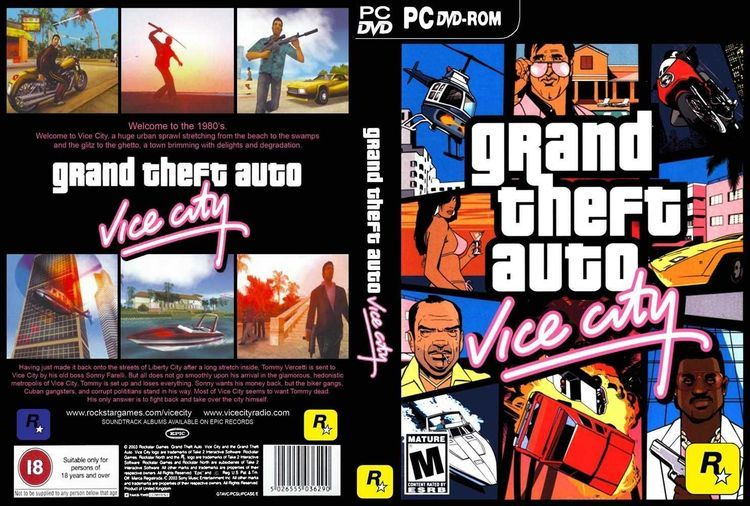 Gta Vice City Cheat Codes Walkthroughs And Unlockables For Pc Grand Theft Auto Gta Grand Theft Auto Series