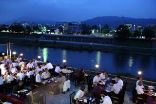 【上木屋町エリアの納涼川床9選】夏の京都のお食事デートは鴨川を眺めながら*
