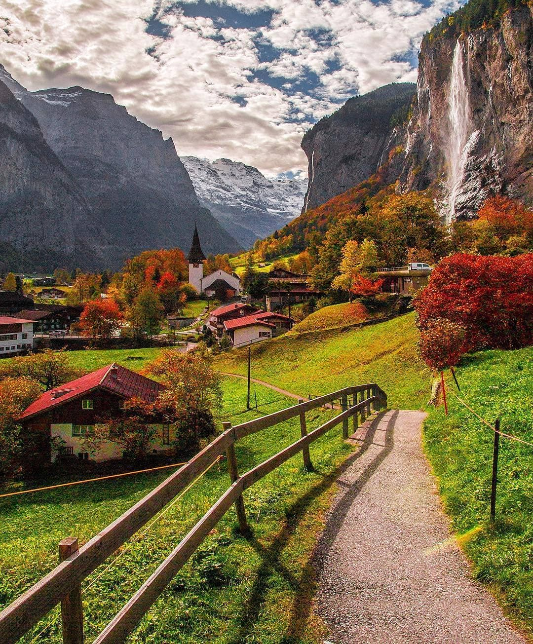 Best Nature Tourist Places In World