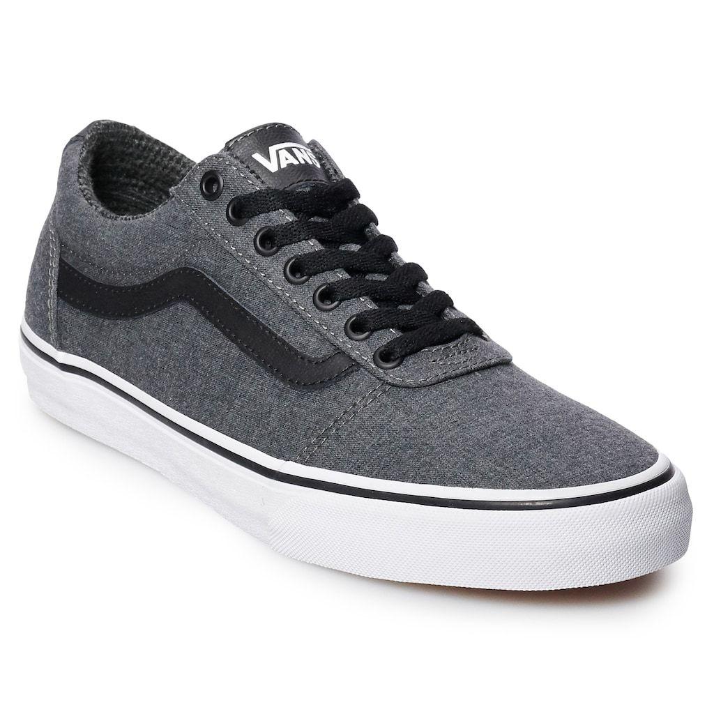 Vans Ward DX Men's Skate Shoes, Size: Medium (9.5), Dark