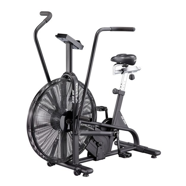 Assault Airbike Great For Endurance Training Cardio With Images