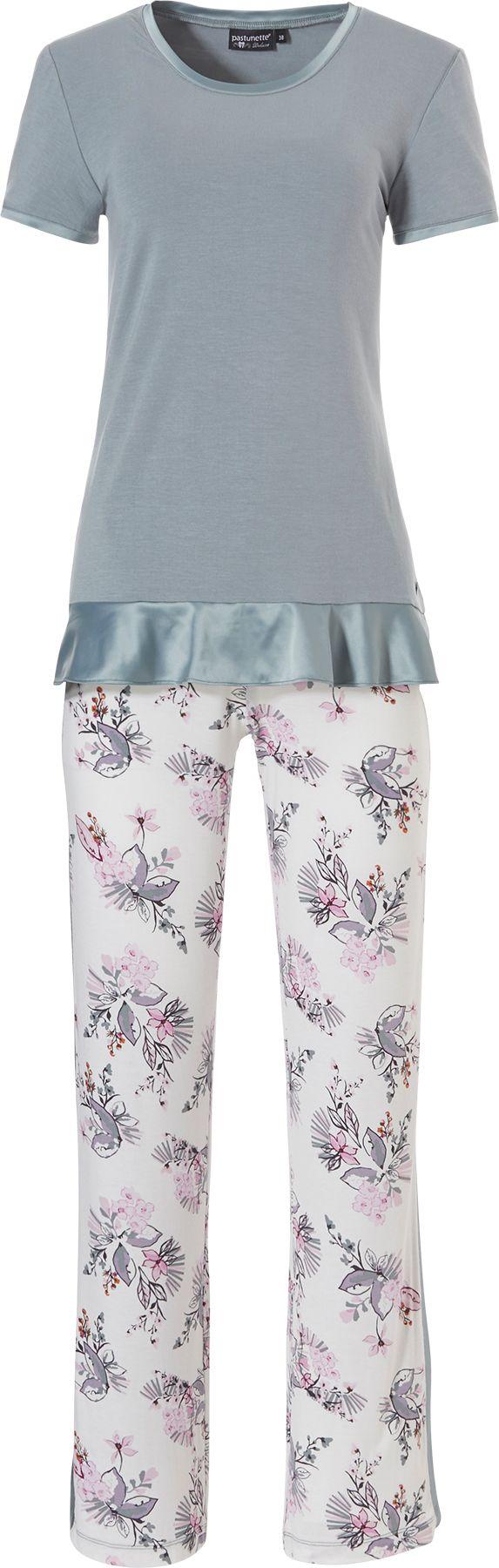 fa9f1f32b672b56203890918fb606808 - Dames Pyjama Met Korte Broek