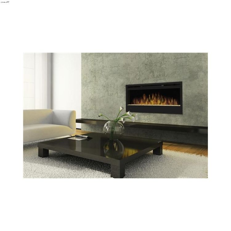 The Synergy Linear Electric firebox