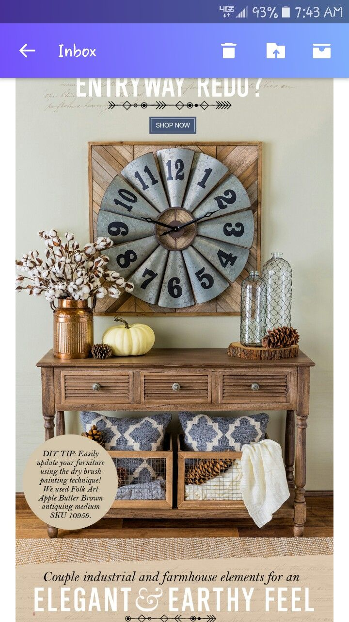Decor from hobby lobby but where can i find the table