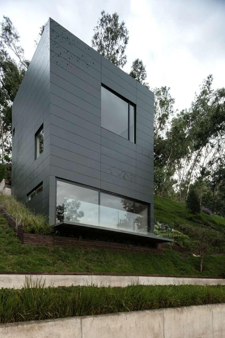 Décoration façade maison : idées modernes et jolies   Decoration ...