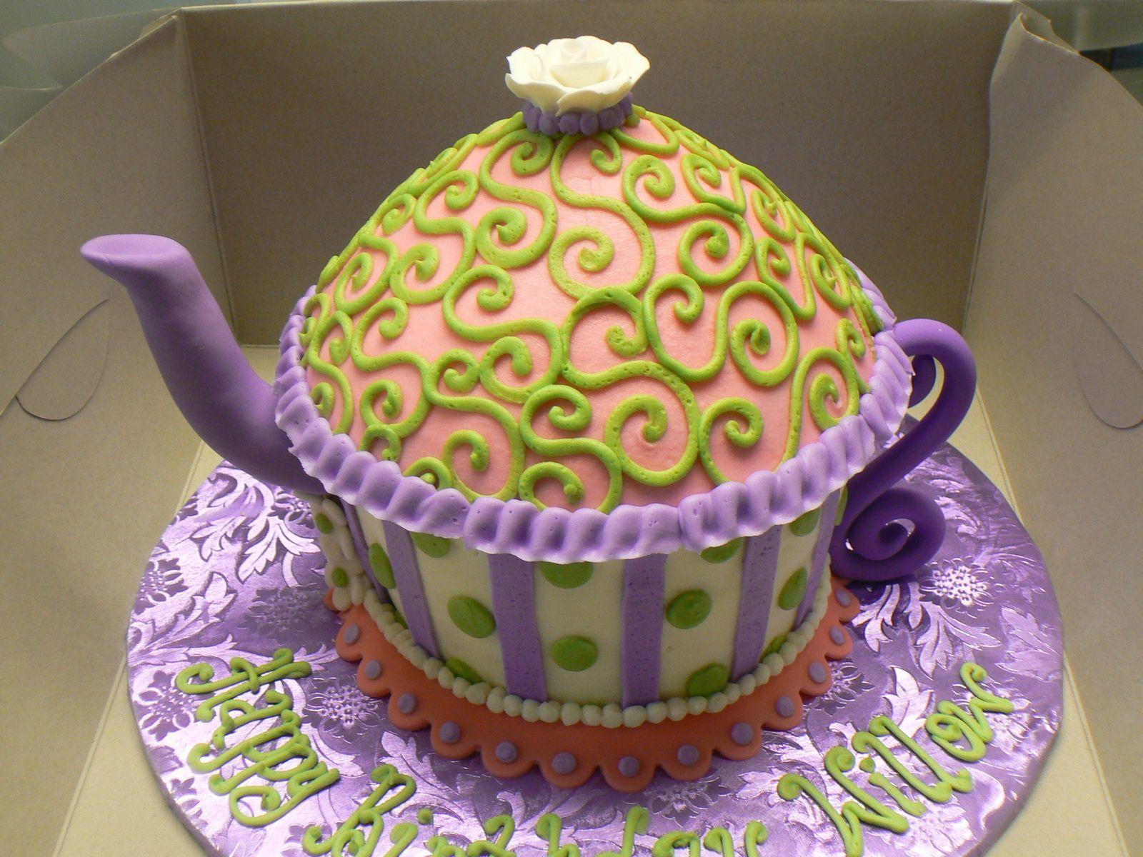 Birthday Party Ideas Knoxville Tn Tea Cake