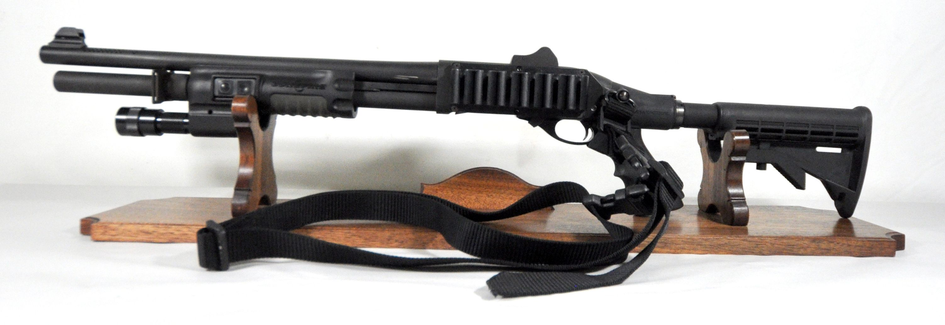 the remington 870 is a highly popular pump action shotgun this