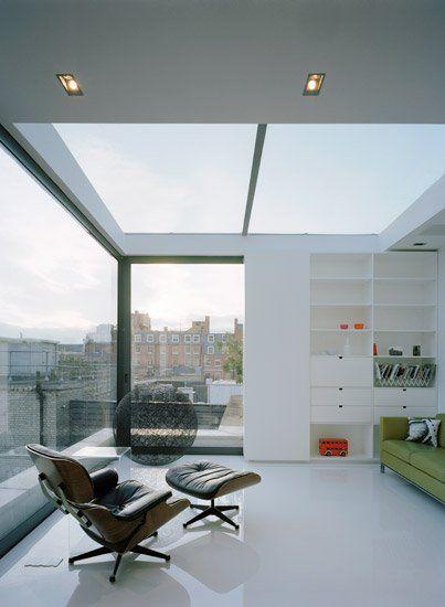 Iluminação Zenital + Charles e Ray Eames