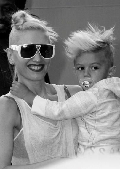 Gwen Stefani   Gwen stefani kids, Gwen stefani, Gwen renée ...