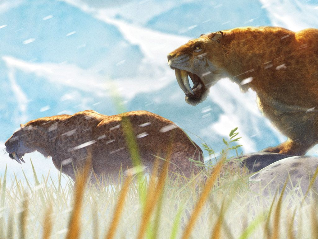 Titans of the Ice Age in IMAX 3D :: Denver Museum of Nature & Science