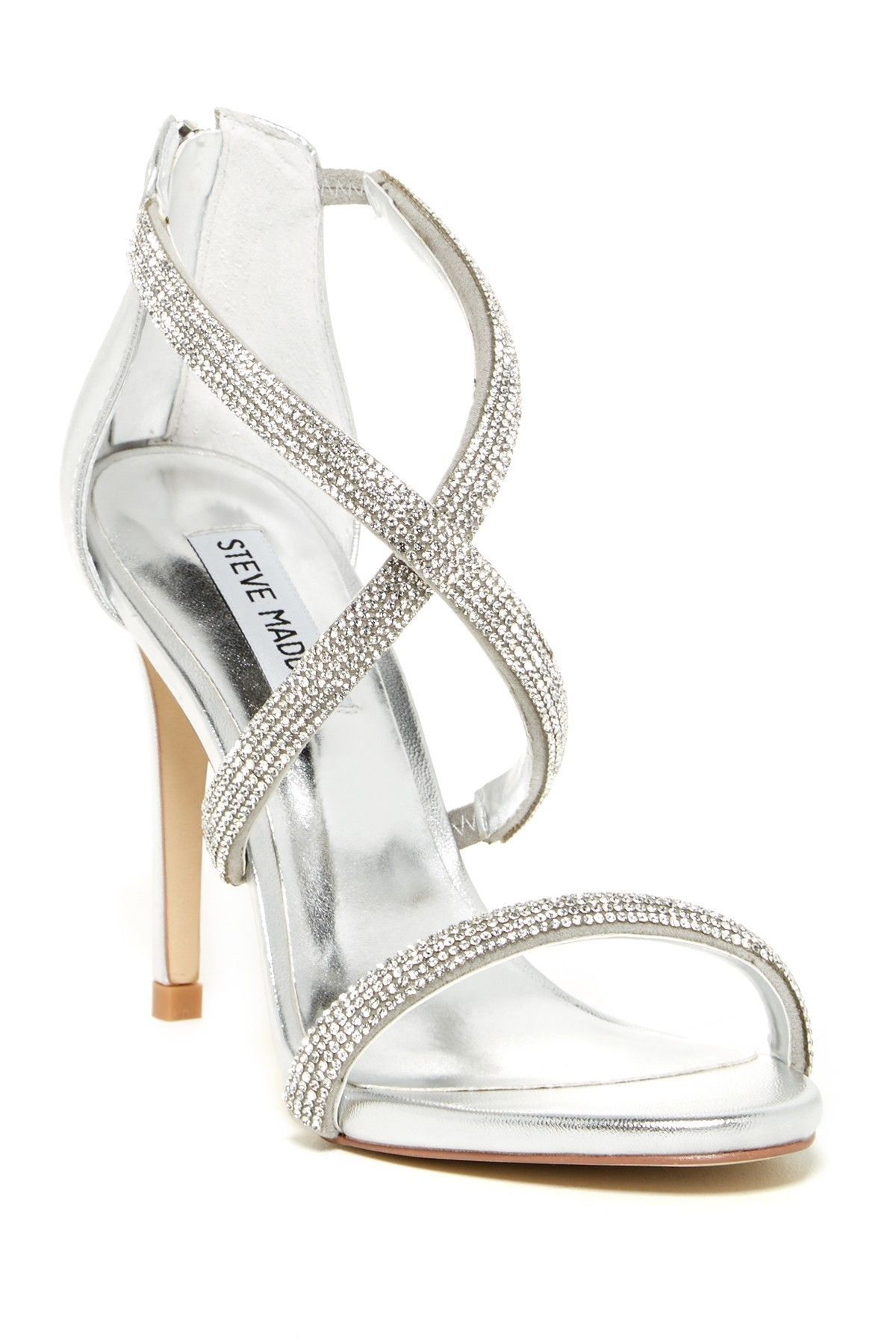 73e595601580 Rhinestone Strappy Sandal - Sponsored by Nordstrom Rack.