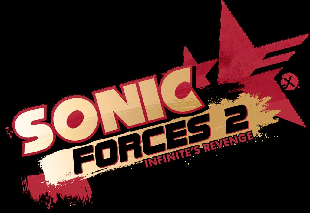Sonic Forces 2 Logo Sonicthehedgehog Sonic Artwork Sonic The Hedgehog