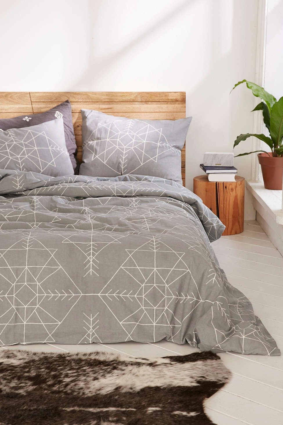 Magical Thinking Archery Arrows Duvet Cover Master Bedroom