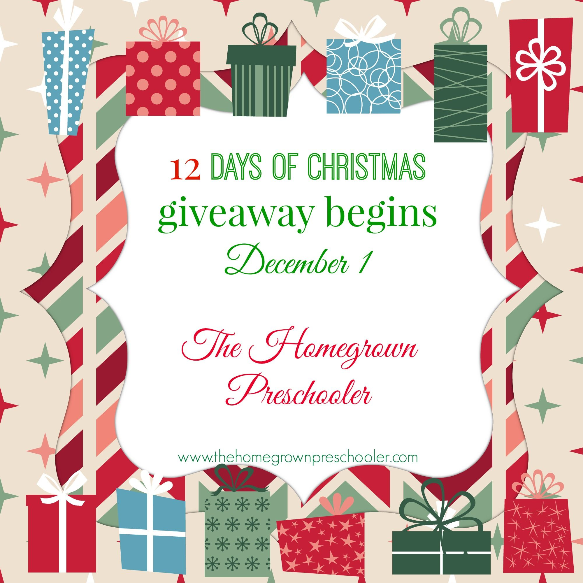 12 Days Of Christmas Is Coming Soon