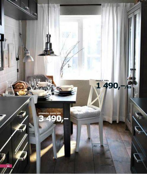 Ikea kitchen   Essecke, Haus interieurs, Landküchendesign