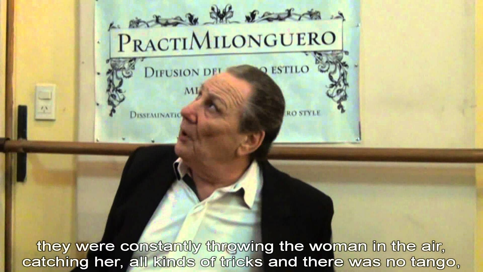 PractiMilonguero Presents Jorge Manganelli