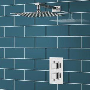 Drench Matthew Concealed Shower Valve Fixed Shower Head Shower